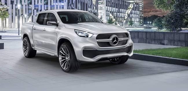 2018 Mercedes Benz X Cl Ute Release Date Australia