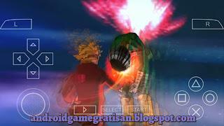 adalah game Naruto dengan size paling kecil yang pernah keluar di PSP Game:  Naruto: Ultimate Ninja Heroes iso