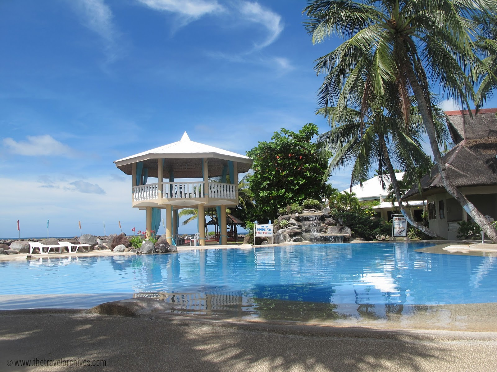 Accommodations In Camiguin Paras Beach Resort