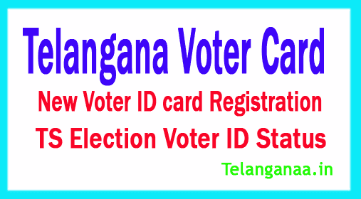 Telangana Voter Card Online Apply TS Voter Card Online Status Voter ID Correction Voter ID Transfer