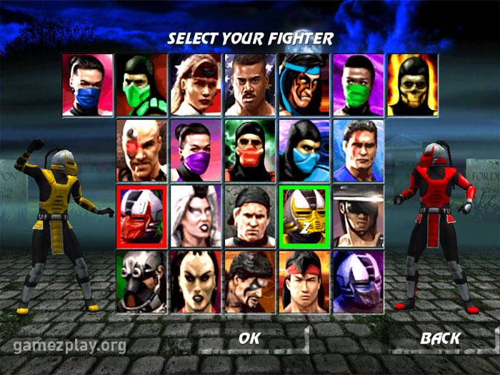 Ultimate Mortal Kombat 3 video game for iPad