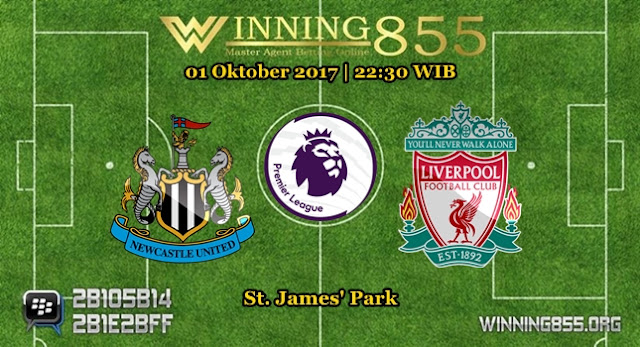 Prediksi Skor Newcastle vs Liverpool 01 Oktober 2017