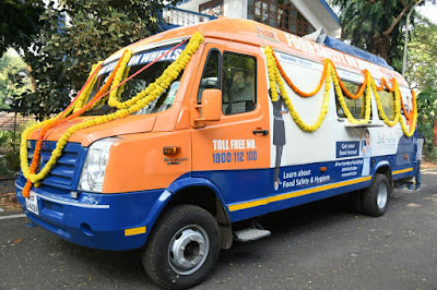 Spotlight : Parrikar Launches India's First-Ever Mobile Food Testing Lab
