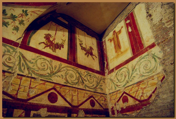 Le case del Celio: tesori nascosti nei sotterranei del Celio - Visita Guidata - Dom 15/05 h 16