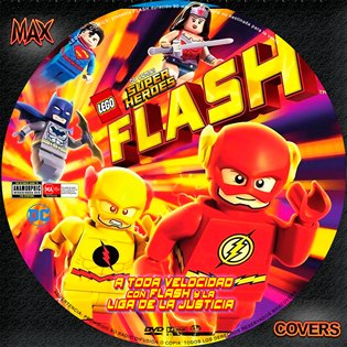 Lego Flash Galleta