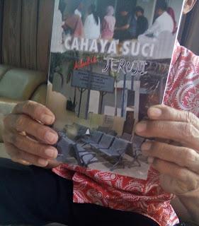 'Cahaya Suci Dibalik Jeruji', Cerita Mas'ud Yunus di Rutan KPK