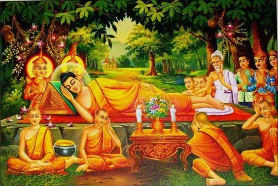 Đạo Phật Nguyên Thủy - Tìm Hiểu Kinh Phật - TRUNG BỘ KINH - Nghĩ như thế nào