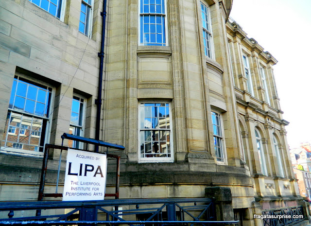 Liverpool Institute of Performing Arts - LIPA