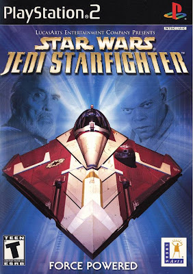 Star Wars: Jedi Starfighter (PS2) 2002