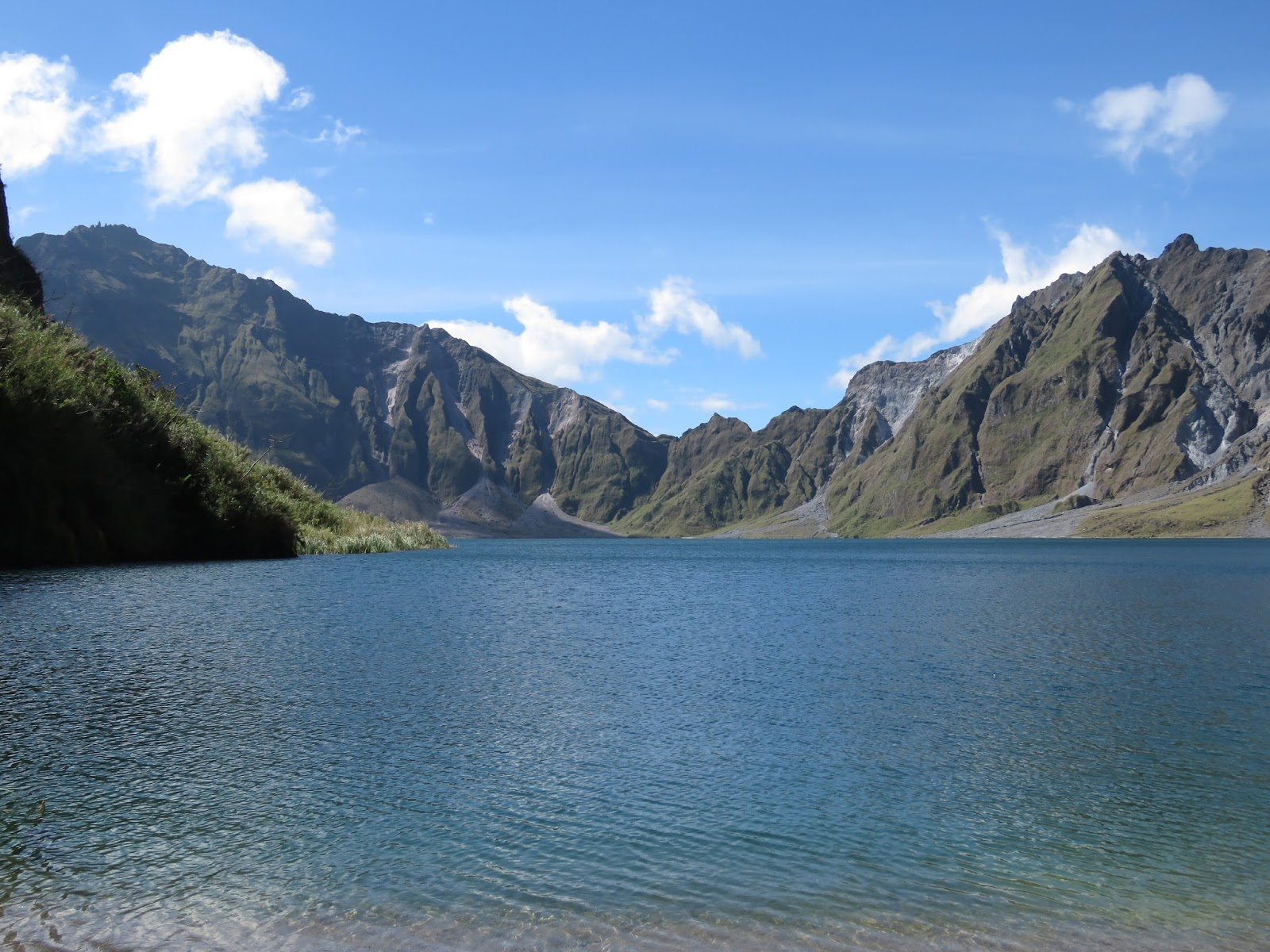 A Beautiful Mess and Disaster That is Mt. Pinatubo