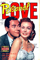 Personal Love v1 #24 Jeanne Crain romance comic book photo cover