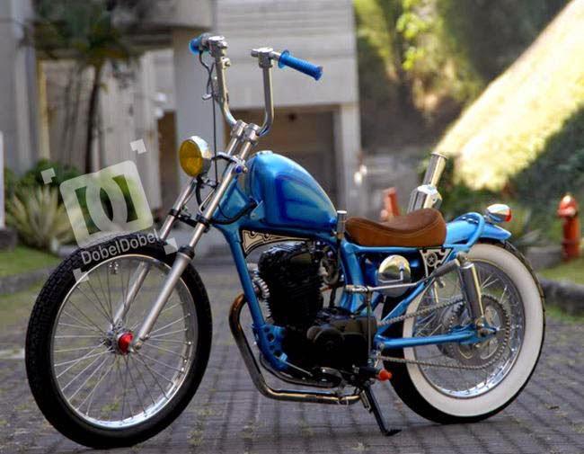 Modif Jap Style Honda CB