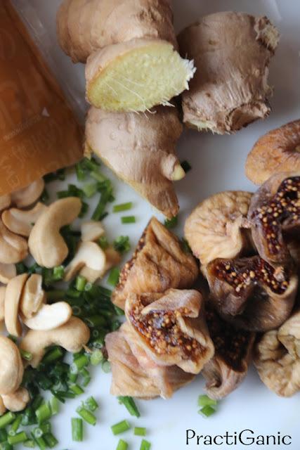 Vegan Fig and Cashew Dip