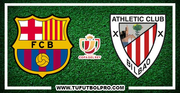Ver Barcelona vs Athletic Club EN VIVO Por Internet Hoy 11 de Enero 2017