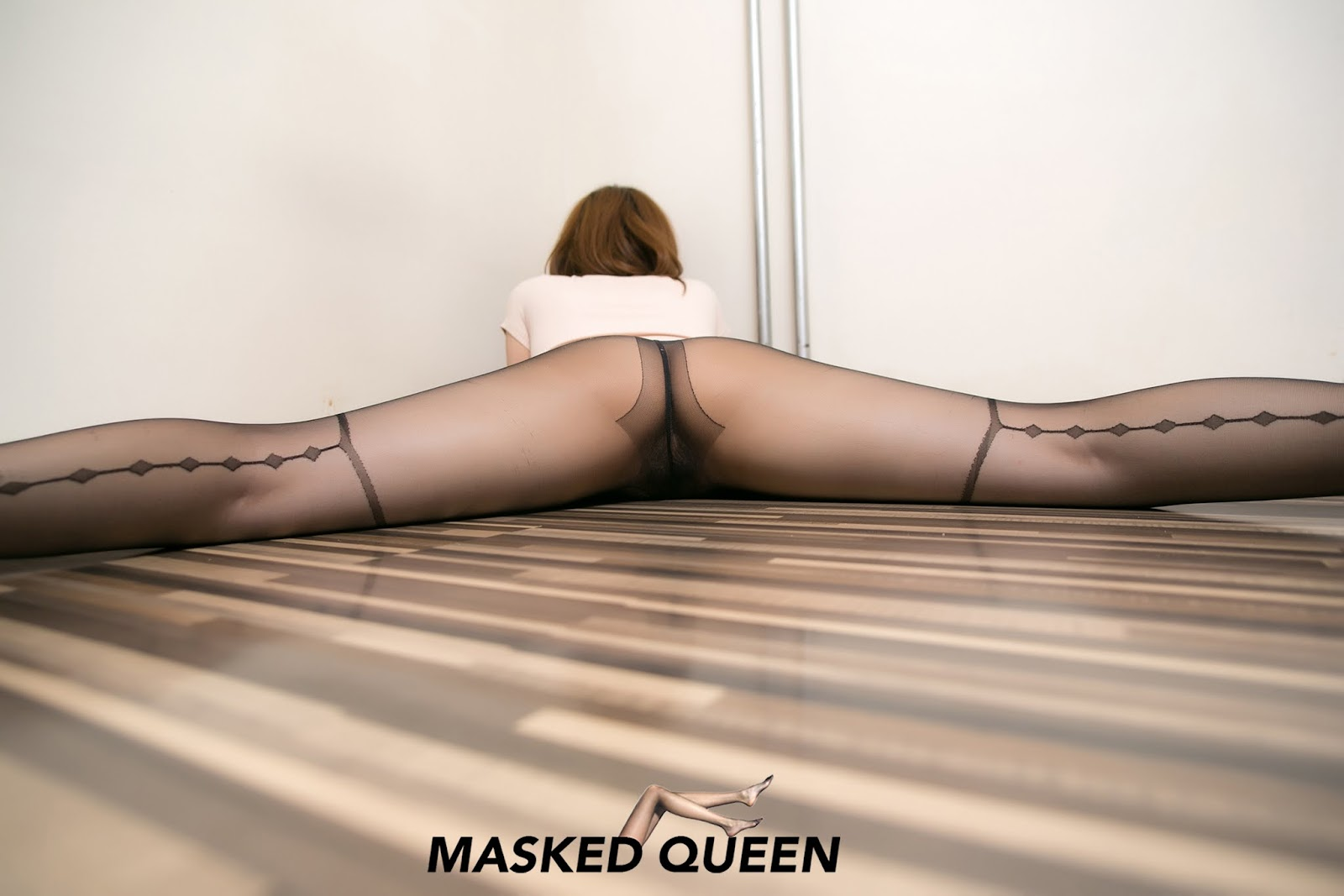 33 - Hot And Sexy Model From MASKED QUEEN NO.18