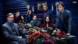 Image result for cast of hannibal