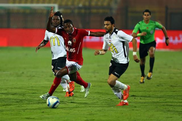 الأهلي والطلائع.. نتيجة الأهلي 2-0 طلائع الجيش اليوم الثلاثاء في الدوري المصري