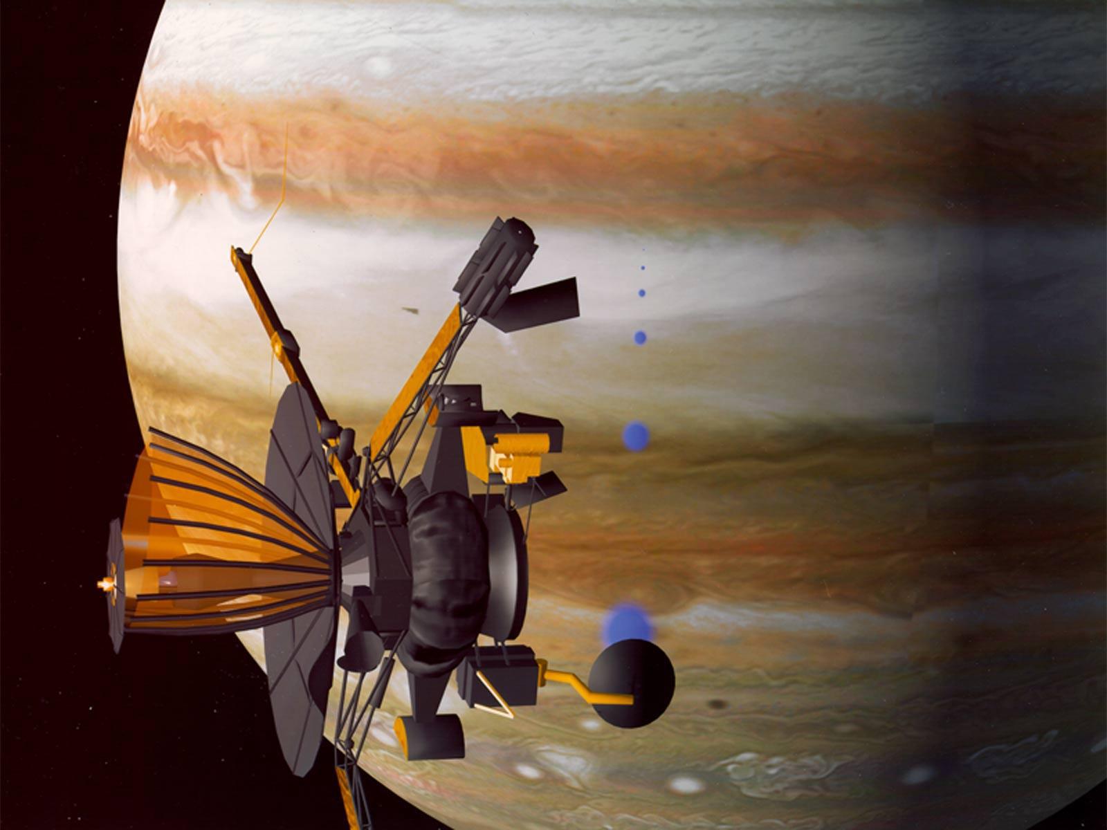 nasa galileo spacecraft - 962×728