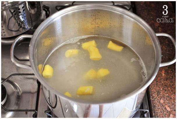 como prepararnhoque de batata baroa sem glúten
