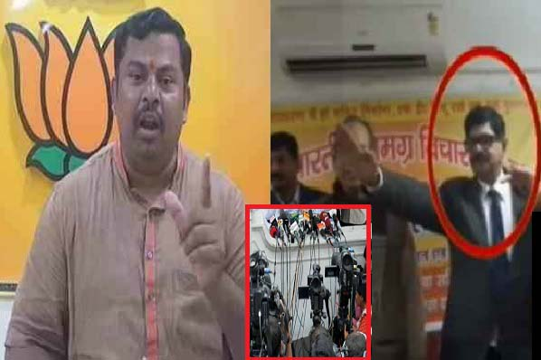 bjp-mla-raja-singh-slammed-secular-media-on-ram-mandir-issue