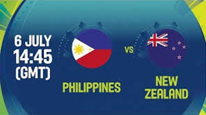 Gilas Pilipinas vs. New Zealand Live Stream