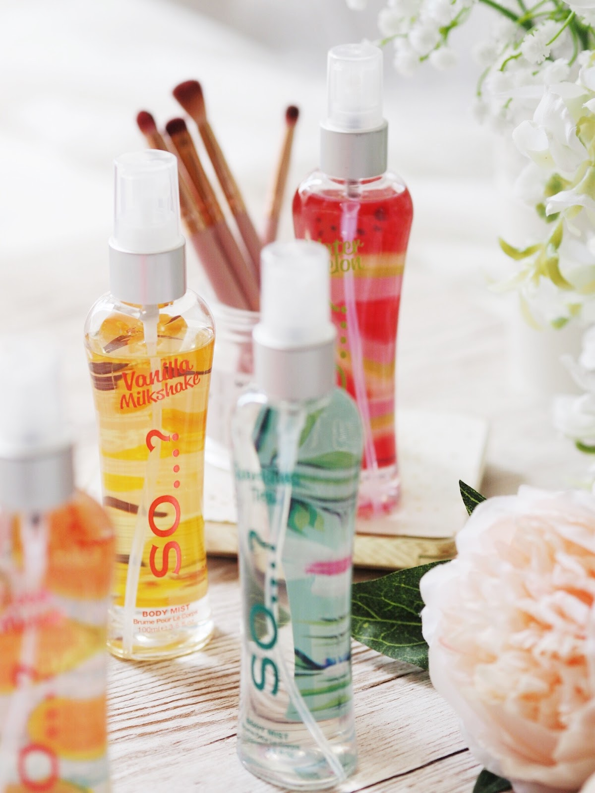 So fragrances summer body mists haves giveaway mariajblogs