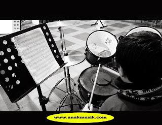 Belajar Membaca Notasi Musik Pada Drum