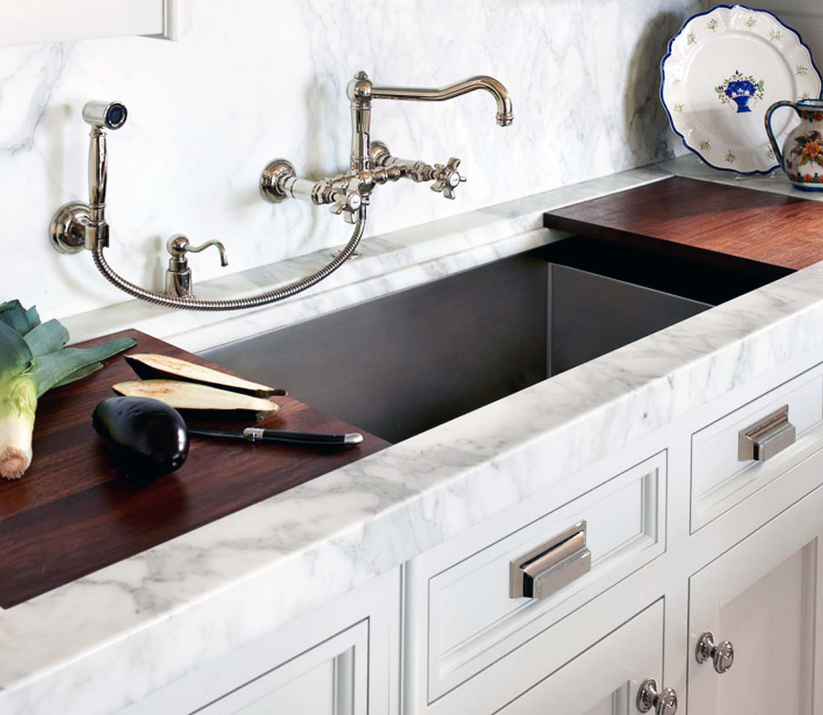 picking nice wall mount kitchen faucet wall mounted kitchen faucet In order to make things better all of those nice impressions can be emphasized with a nice additional feature known as wall mount kitchen faucet with