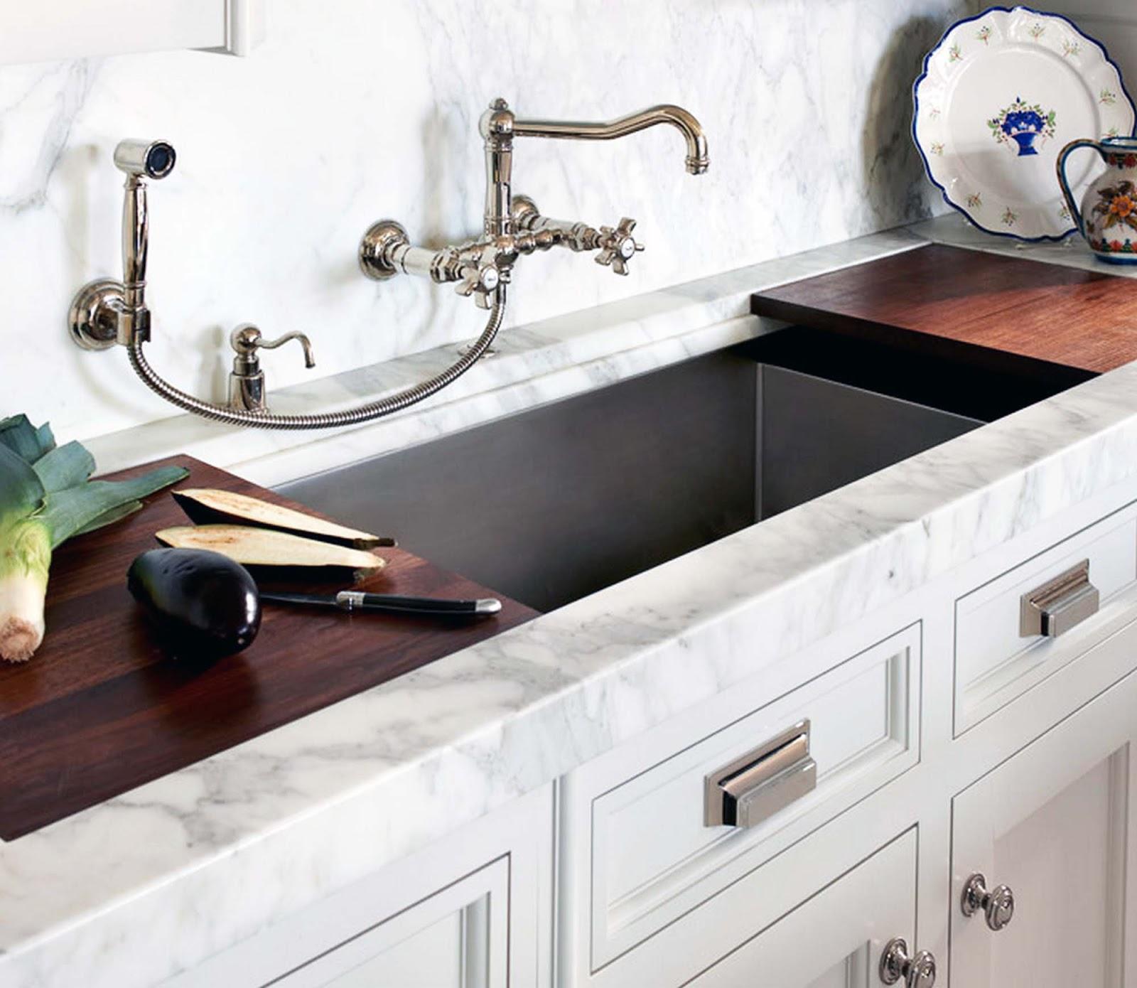 Picking Nice Wall Mount Kitchen Faucet - Ellecrafts