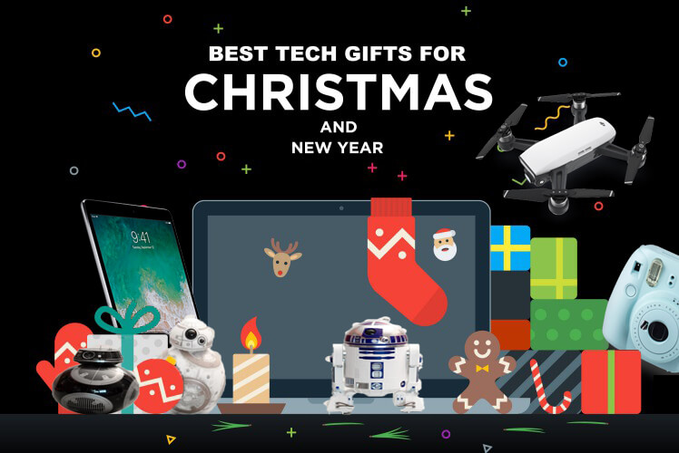 Best Tech Gifts for Christmas and New Year