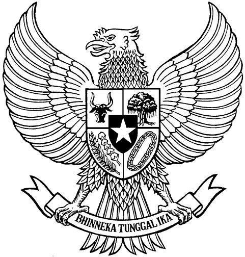 Burung Garuda  inpage