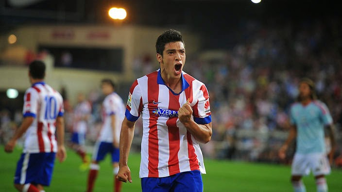[La Liga] VIDEO Atletico Madrid 3 – 1 Malaga Gol Highlights