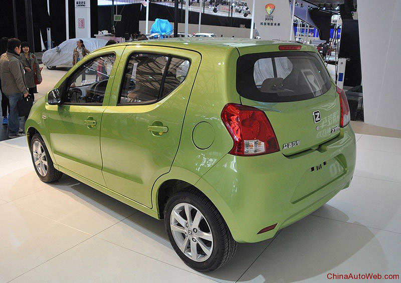 China Mehran Alto Zotye Z100 Car Launched in Pakistan