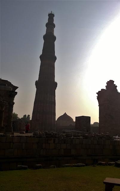 Heritage, Qutub Minar, New Delhi