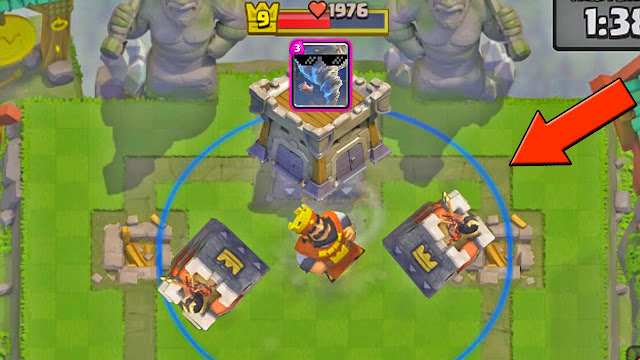 Bugs do Clash Royale