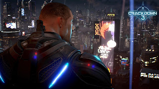 Crackdown 3 Xbox One Wallpaper