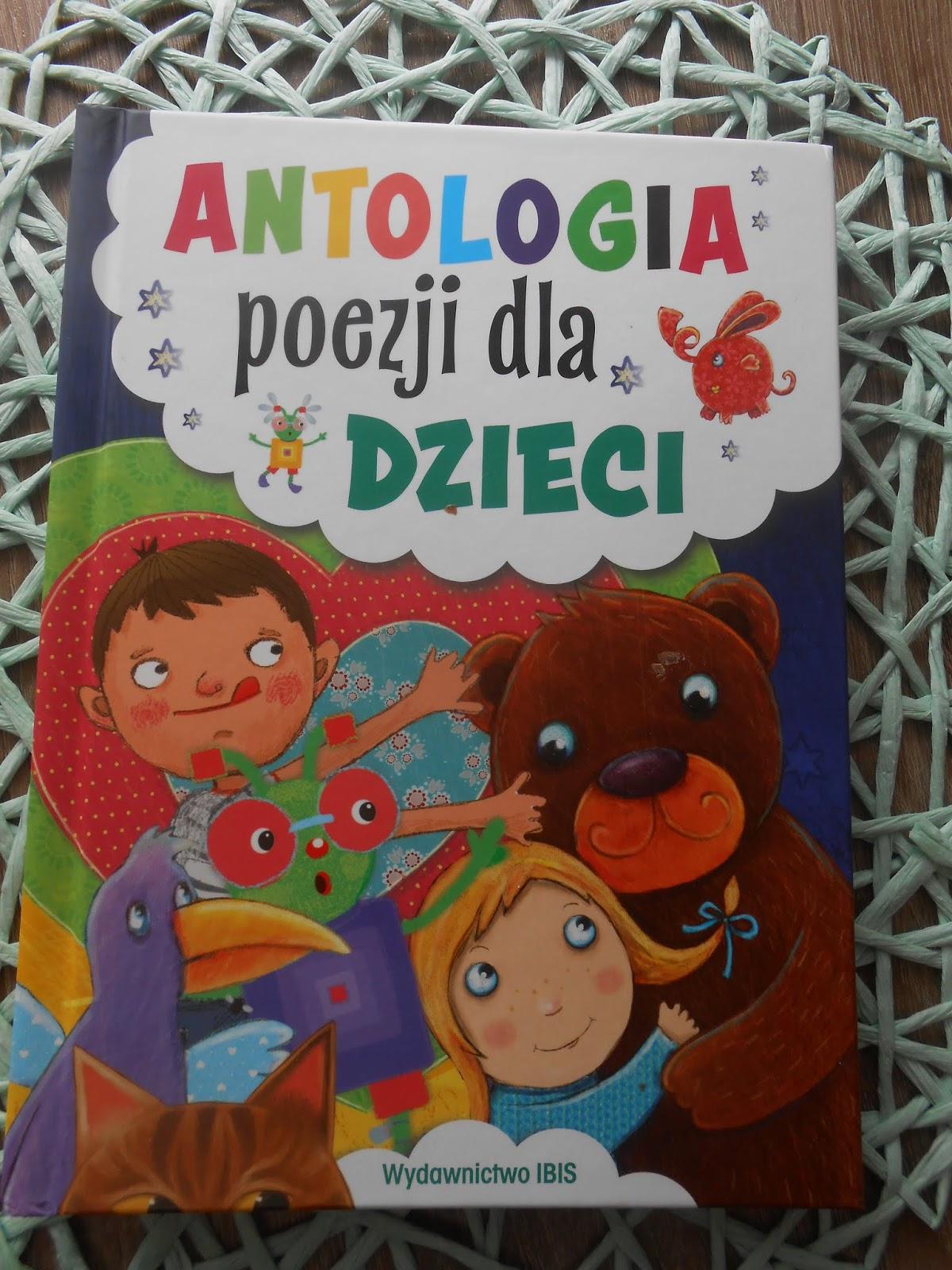 Wydawnictwo IBIS - Antologia poezji dla dzieci