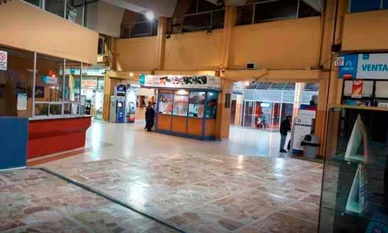 Horario completo Salida Bus Cuenca a Riobamba