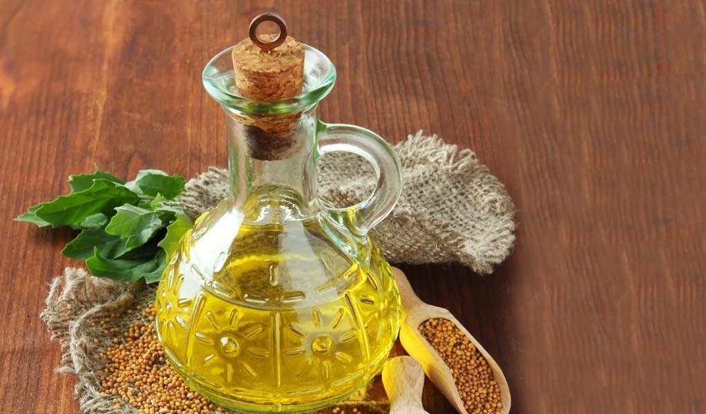 فوائد زيت الخردل للجسم، 5 فوائد مدهشة لاستخدام زيت الخردل! mustard-oil.jpg