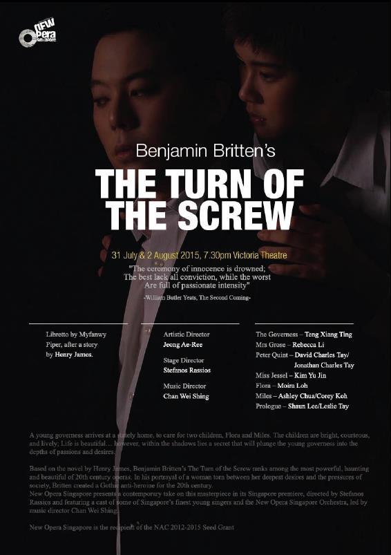 THE MAD SCENEopera, musicals, classical music in Singapore