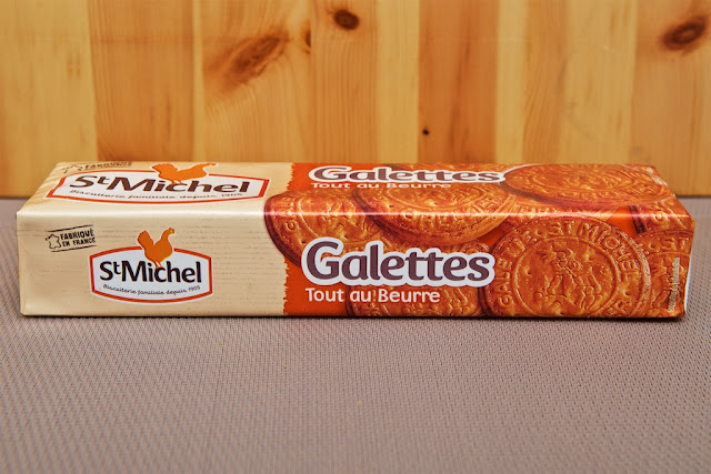 Galettes Saint-Michel - France - Beurre - Biscuit Saint-Michel - Dessert - Food - Gâteau sec