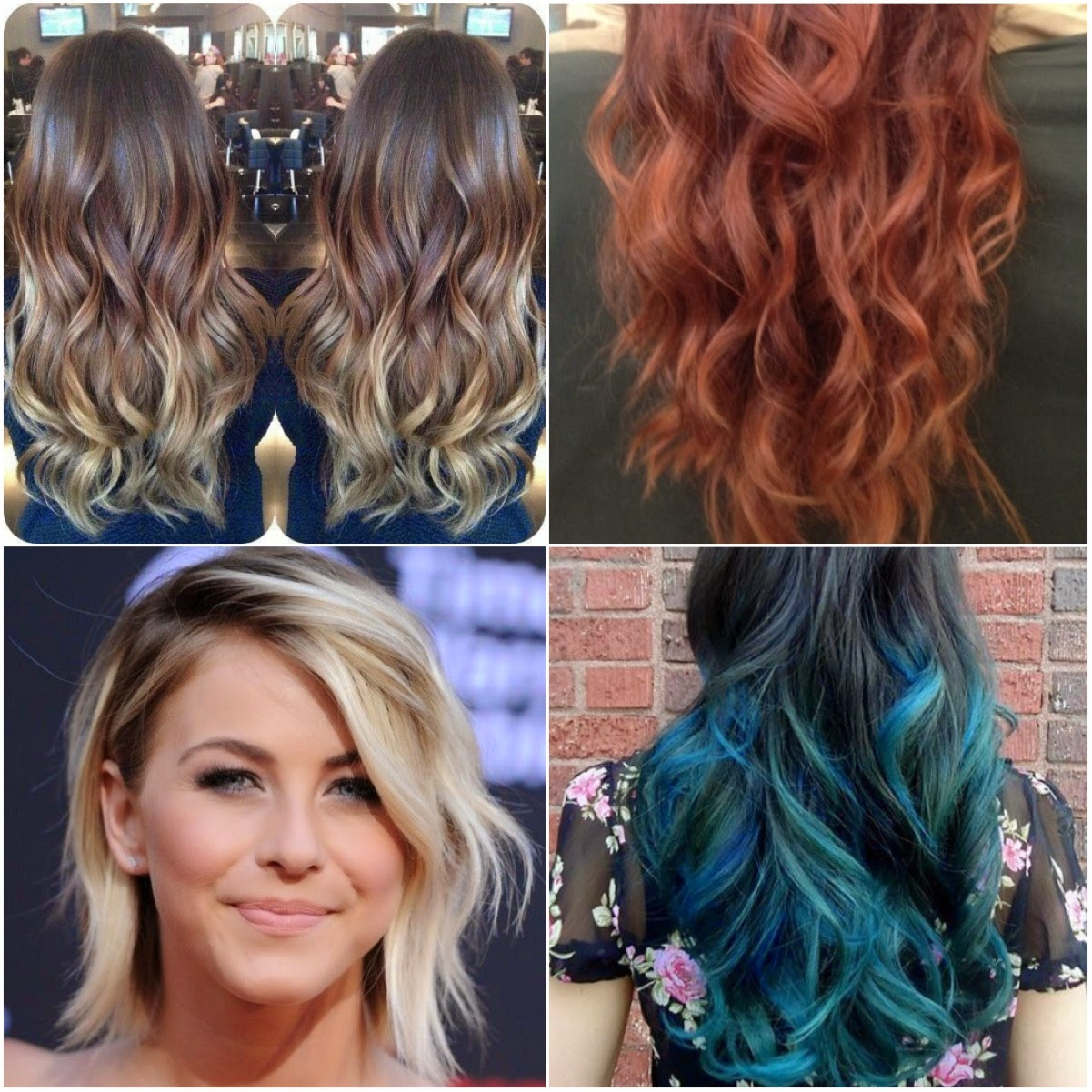Hair Colors Spring 2015 Of Spring 2015 Hair Color Trends ...