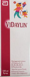 Vidaylin Syrup