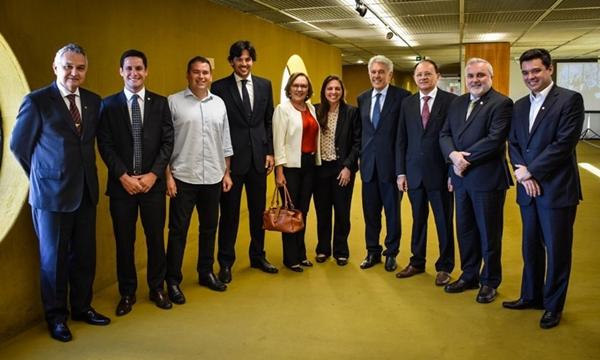 Bancada federal escolhe Rafael Motta como líder em Brasília, em substituição a Felipe Maia