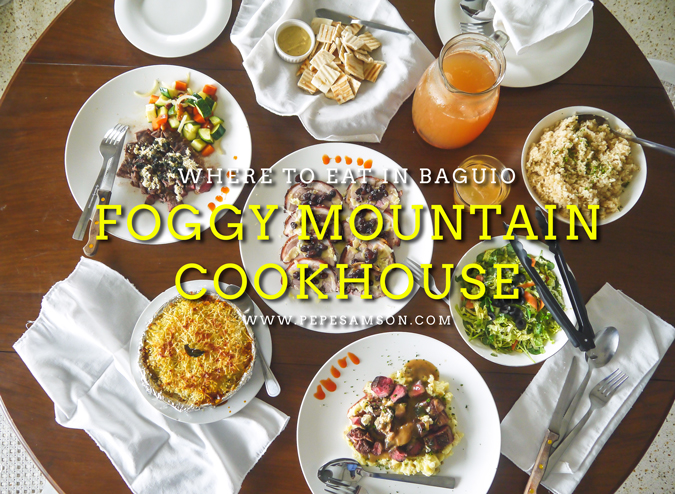 Foggy Mountain Cookhouse in Baguio is the Secret We Should've Kept to Ourselves