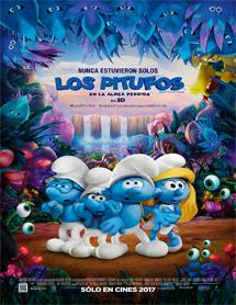 Los pitufos: La aldea escondida (2017) latino