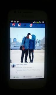 Umbar Foto Mesra, Akun FB Ilyas Panji Alam Tuai Kritikan