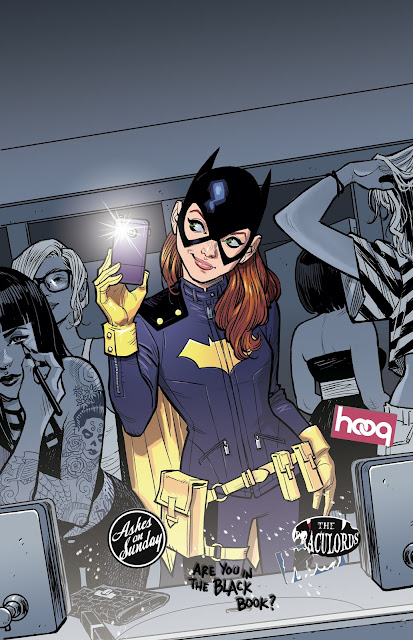 Review: Batgirl, Vol. 1: Batgirl of Burnside