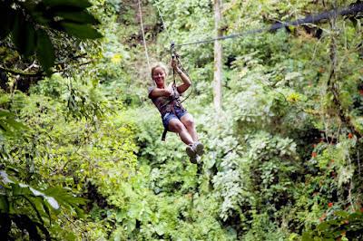 Dzika natura w Panamie