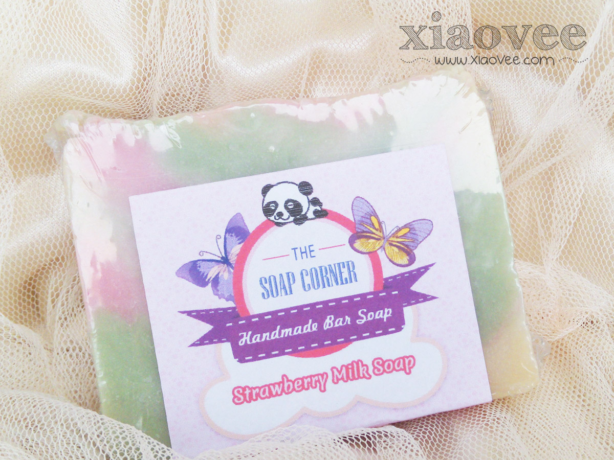homemade soap Indonesia